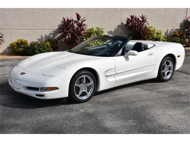 2001 Chevrolet Corvette | 901390