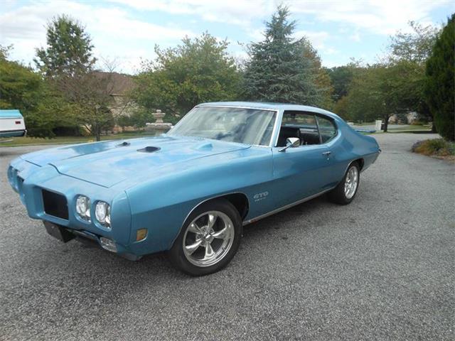 1970 Pontiac GTO | 901399