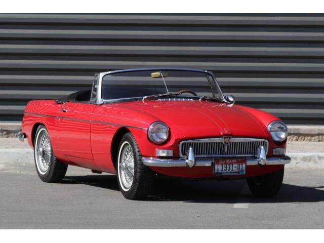 1964 MG MGB | 901411