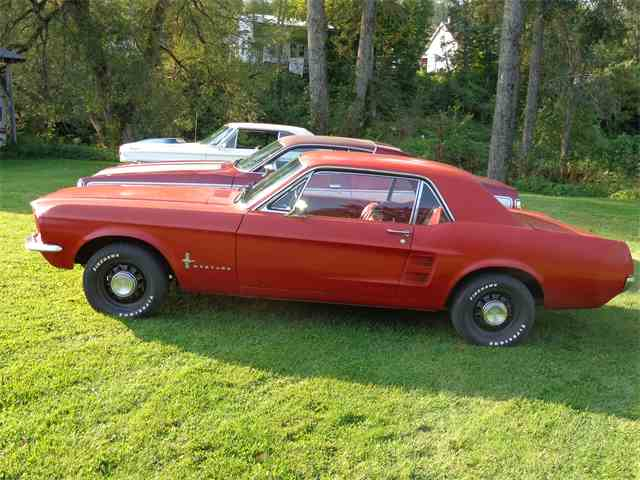 1967 Ford Mustang   901419