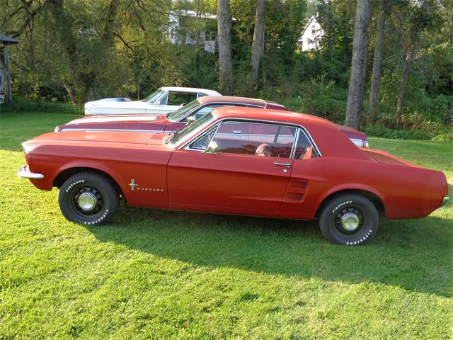 1967 Ford Mustang | 901419