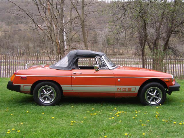 1977 MG MGB | 901423