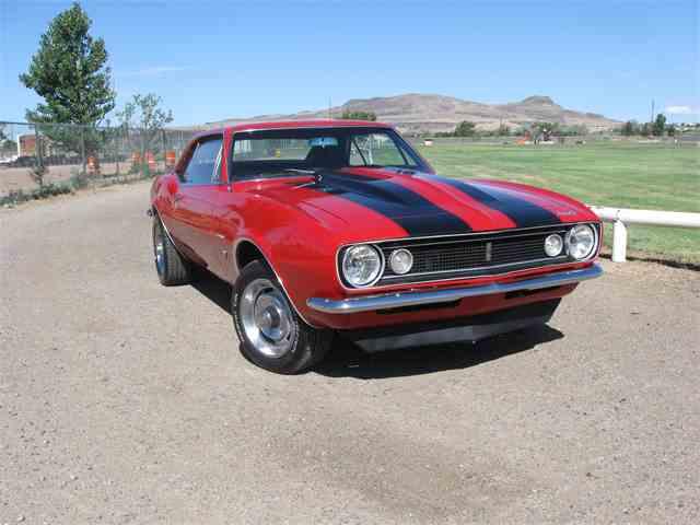 1967 Chevrolet Camaro | 901427