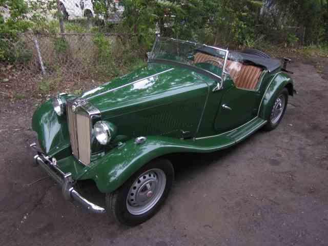 1953 MG TD | 900143