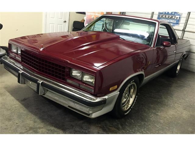 1985 Chevrolet El Camino SS | 901434
