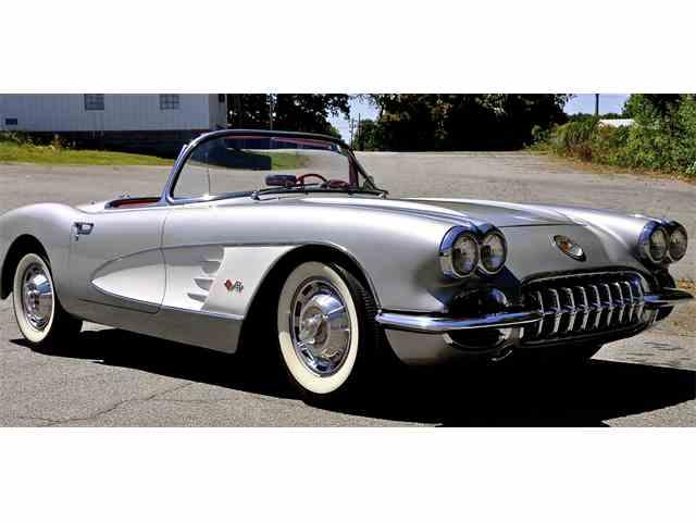 1960 Chevrolet Corvette | 900144
