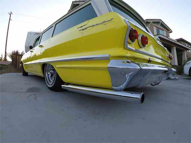 1963 Chevrolet Bel Air Wagon | 901443