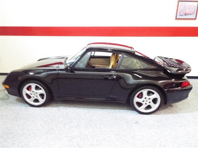 1996 Porsche 911 turbo | 901444