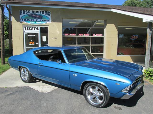 1969 Chevrolet Chevelle SS | 901449