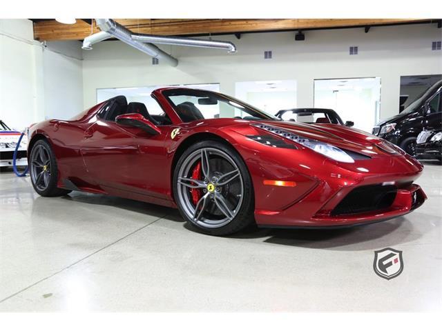 2015 Ferrari 458 Speciale Aperta | 901469