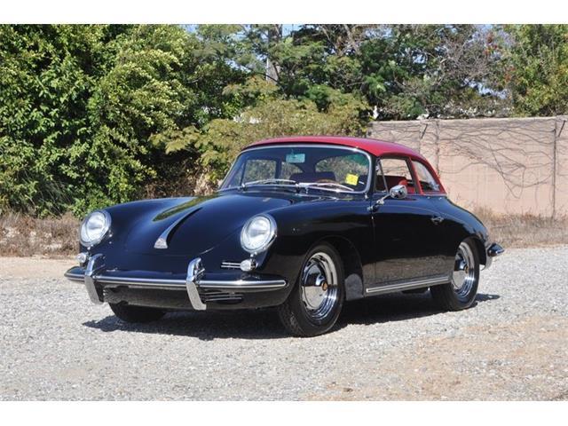 1962 Porsche 356B Cabriolet Super 90 | 901471