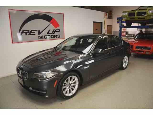 2014 BMW 5 Series   901477