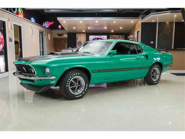 1969 Ford Mustang Mach 1 | 901490