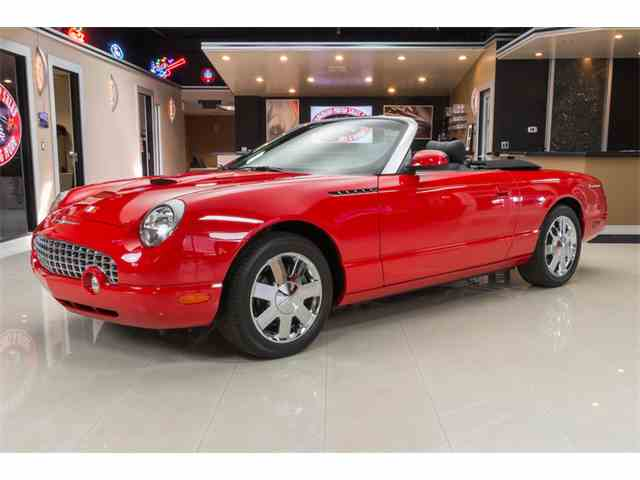 2002 Ford Thunderbird | 901491