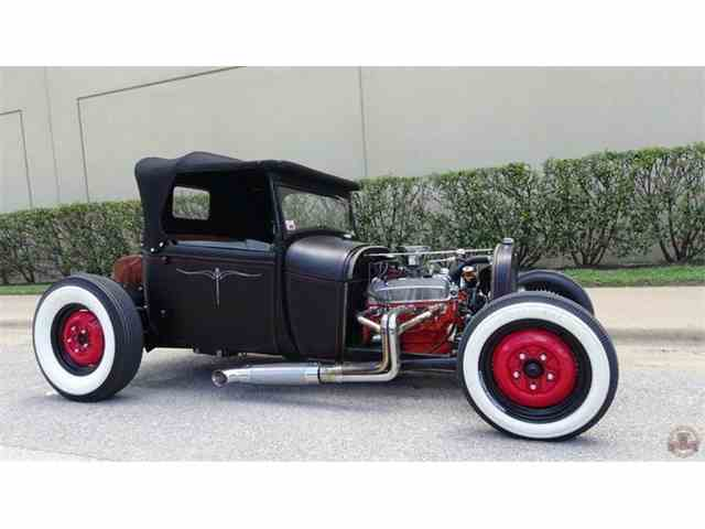 1928 Ford Model A Hot Rod | 901493