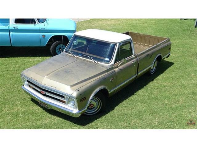 1968 Chevrolet C/K 10 | 901495