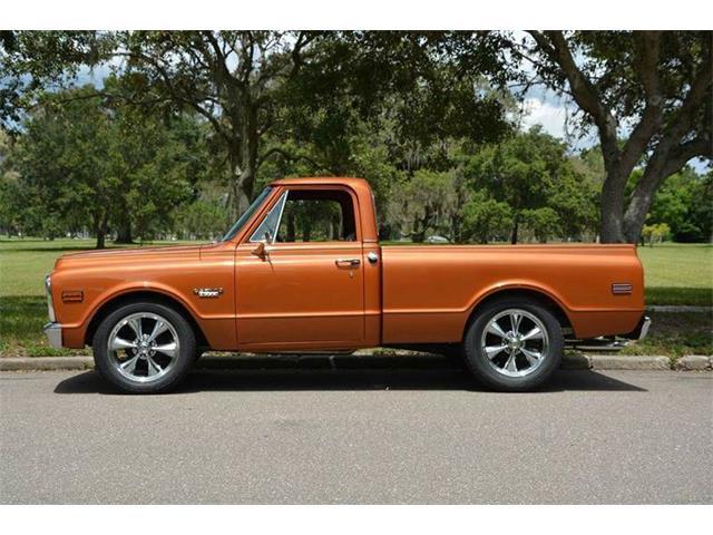 1969 Chevrolet CST 10 | 901499