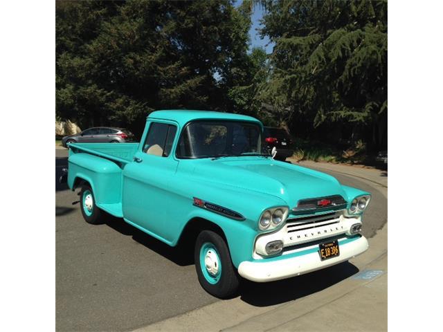 1959 Chevrolet Apache | 900150