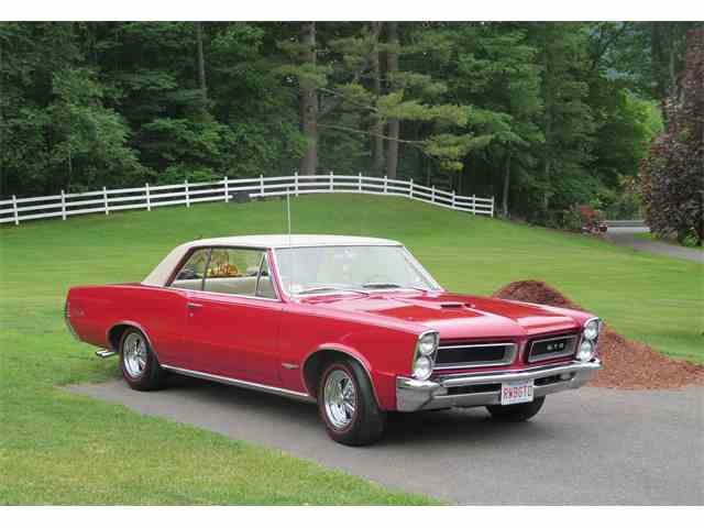 1965 Pontiac GTO for Sale on ClassicCarscom  43 Available