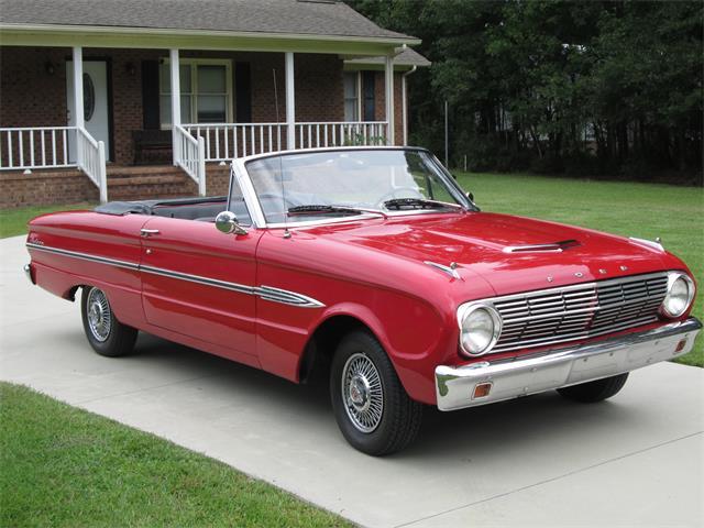 1963 Ford Falcon Futura | 901504