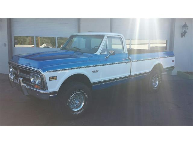 1972 GMC C/K 10 | 901508