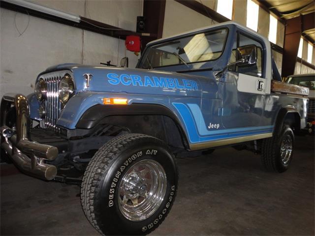 1981 Jeep CJ8 Scrambler | 901509