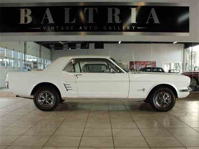 1966 Ford Mustang | 901527
