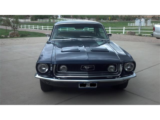 1968 Ford Mustang | 900153