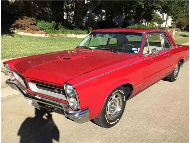 Picture of Classic 1965 GTO - $46,900.00 - JBMS
