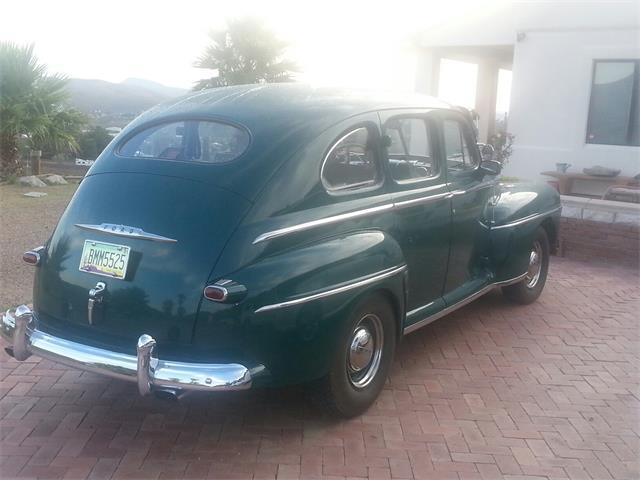 1947 Ford 4-Dr Sedan | 901541