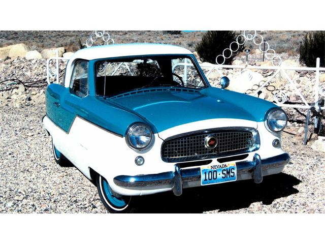 1957 Nash Metropolitan | 901545