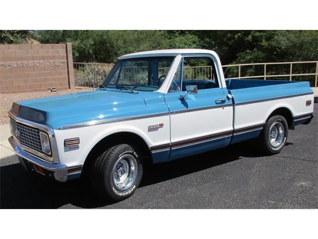 1972 Chevrolet C/K 10 | 901547