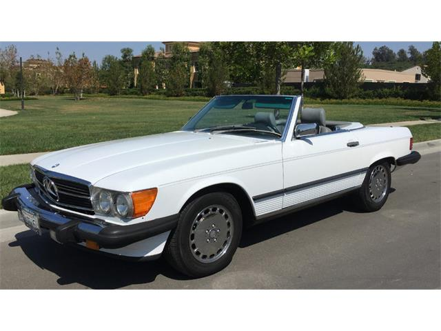 1988 Mercedes-Benz 560SL | 901550