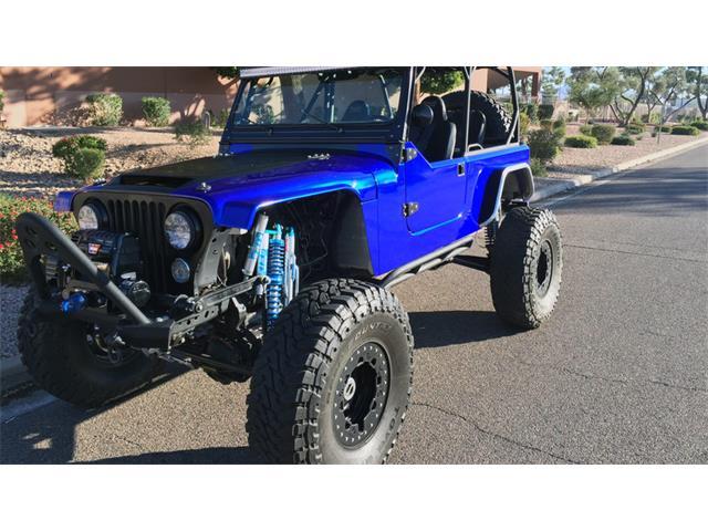 1986 Jeep Wrangler | 901559