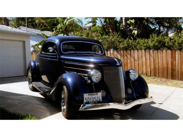 1936 Ford 3-Window Coupe | 901561