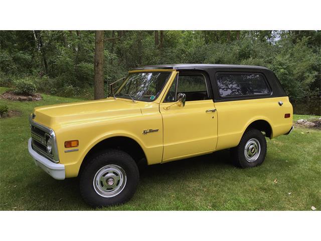 1970 Chevrolet Blazer | 900157