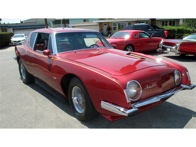 1963 Studebaker Avanti | 901571