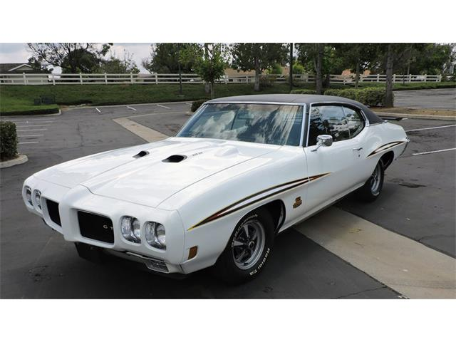 1970 Pontiac GTO (The Judge) | 901574