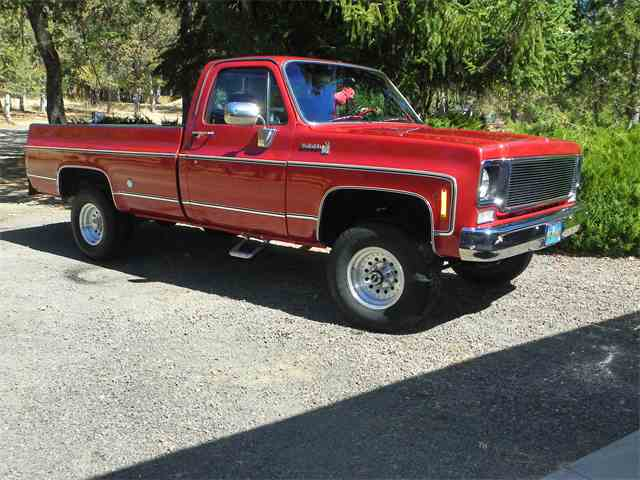 1977 Chevrolet C/K 10 | 901585