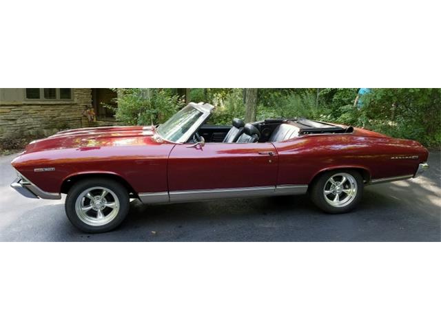 1969 Chevrolet Malibu | 901592