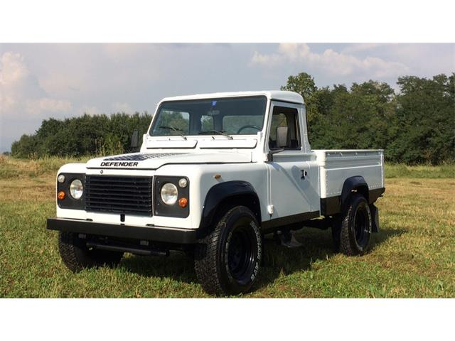 1986 Land Rover Defender | 901607