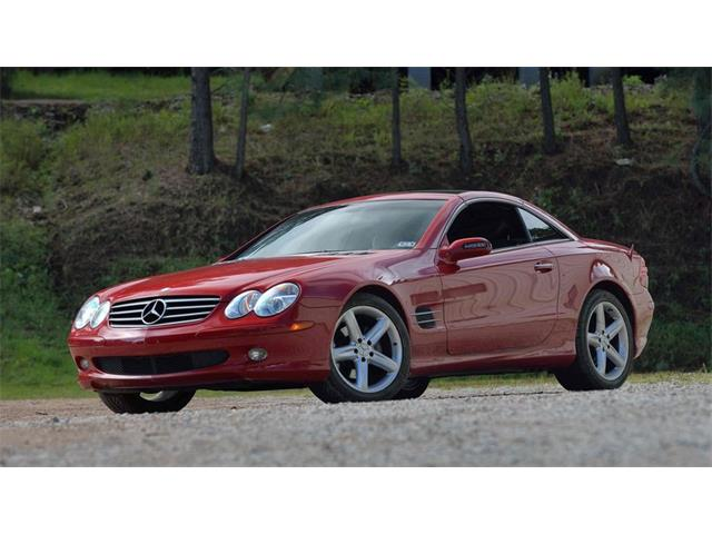 2004 Mercedes-Benz SL500 | 901609