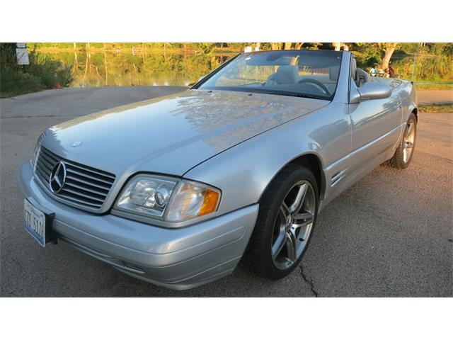 1999 Mercedes-Benz SL500 | 901614