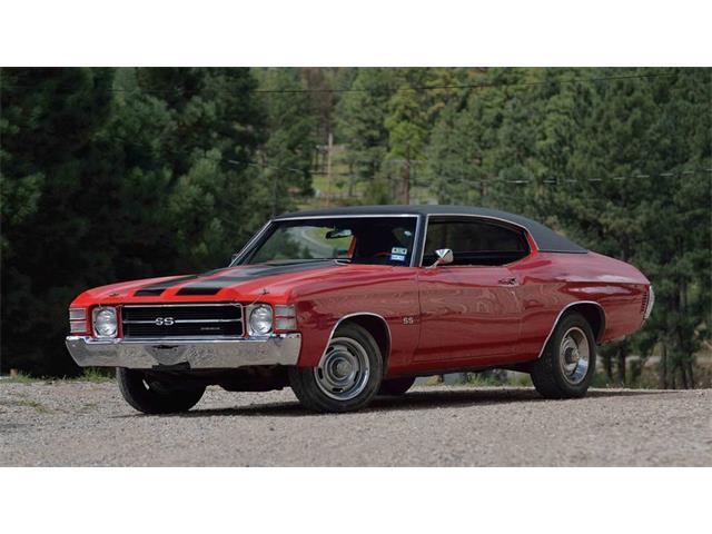 1971 Chevrolet Chevelle | 901618