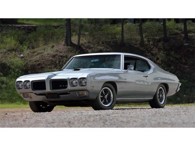 1970 Pontiac GTO | 901620