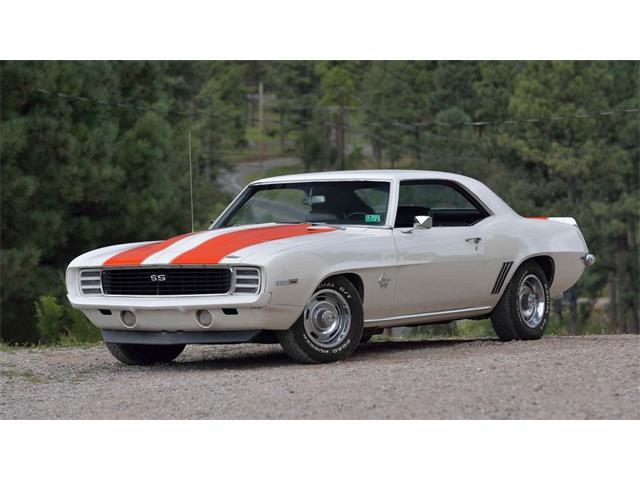 1969 Chevrolet Camaro | 901622