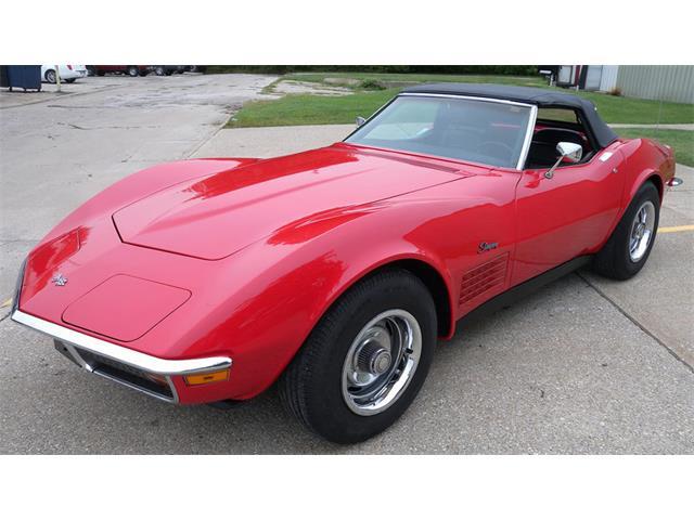 1972 Chevrolet Corvette | 901627