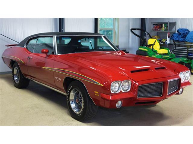 1971 Pontiac GTO | 900163