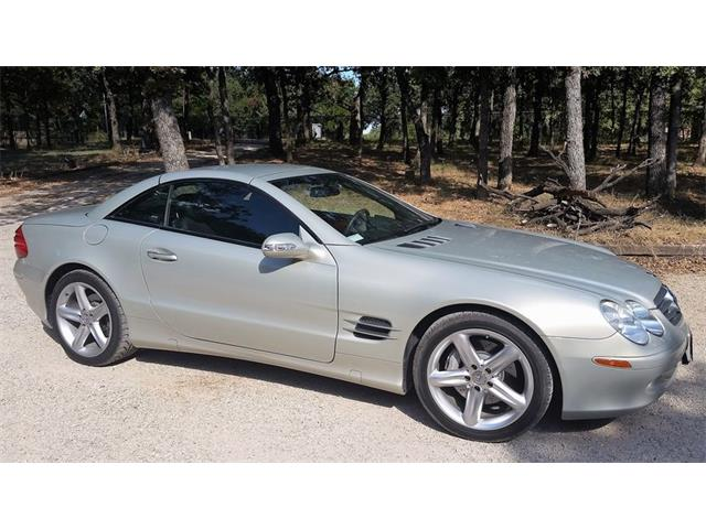 2003 Mercedes-Benz SL500 | 901632