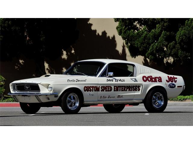 1968 Ford Mustang | 901641